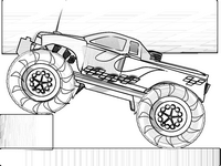 avto monster truck